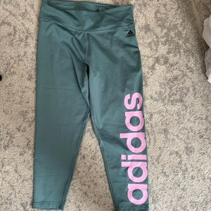 Never Worn Adidas Leggings